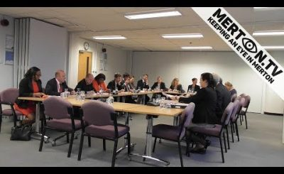 Merton Council Cabinet Meeting 23 May 2018