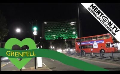 Green For Grenfell