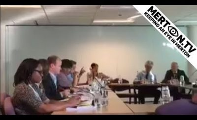 Merton Council Cabinet Meeting 25 June 2018