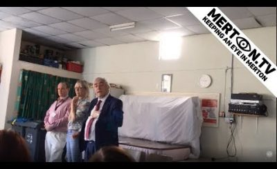 Abbey Ward Meeting 15 September 2018