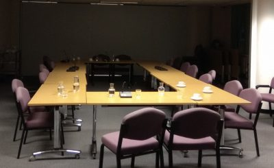 Merton Council Committee Rooms