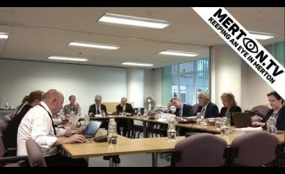 Merton Council Cabinet Meeting 17 September 2018