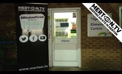 Mitcham Community Forum 17 October 2018