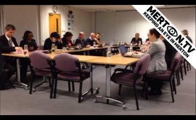 Merton Council Cabinet 12 November 2018