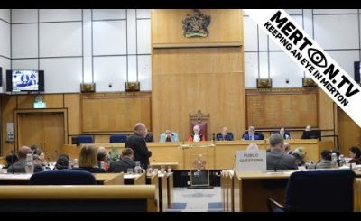 Merton Council Meeting 21 November 2018