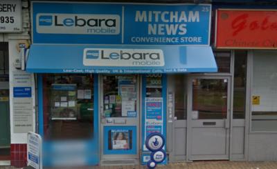 Mitcham News 25 Upper Green East Mitcham