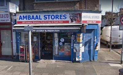 Ambaal Stores, 173 Streatham Road, Mitcham
