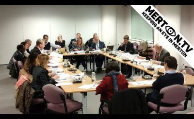 Overview and Scrutiny Commission 23 January 2019