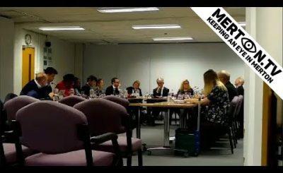 Merton Council Cabinet 18 February 2019