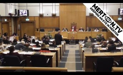 Merton Council Extraordinary Meeting 6 February 2019