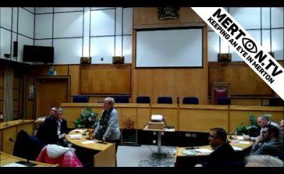 Morden Community Forum 28 February 2019
