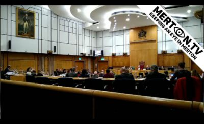Budget Meeting Merton Council 6 March 2019