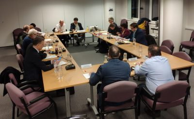 Sustainable Communities Overview and Scrutiny Panel 19 March 2019