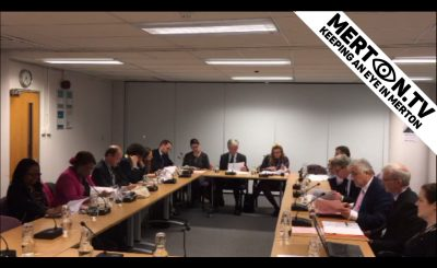 Merton Council Cabinet 25 March 2019