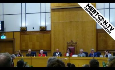 Merton Council Annual Council Meeting 15 May 2019