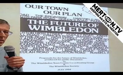 Wimbledon Community Forum 19 June 2019