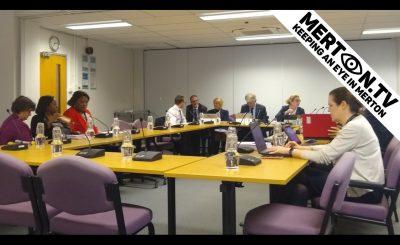 Merton Cabinet 14 October 2019