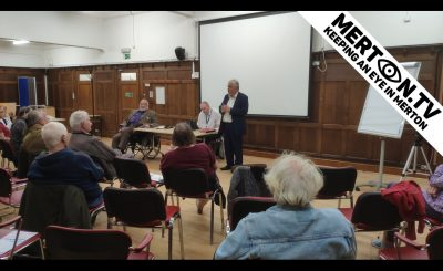 Mitcham Community Forum 10 October 2019