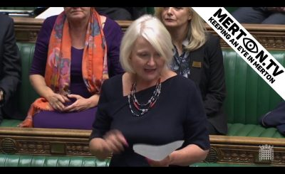 Health Infrastructure Plan Question from Siobhain McDonagh MP 30 September 2019