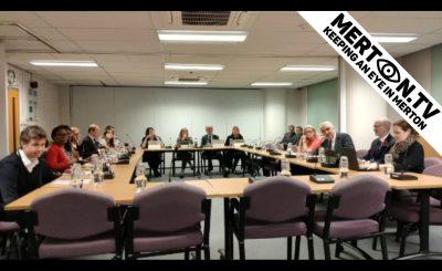 Merton Council Cabinet 11 November 2019