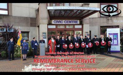 Remembrance Service 11 November 2019
