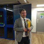 Luke Taylor Liberal Democrat candidate