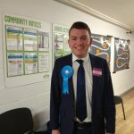 Toby Williams Conservative candidate