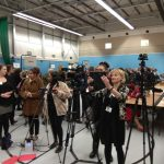 Sky News, BBC News, Merton Council Newsroom, Merton TV