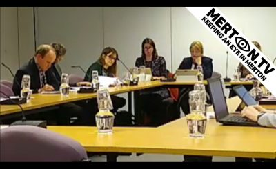 Merton Council Cabinet 16 December 2019