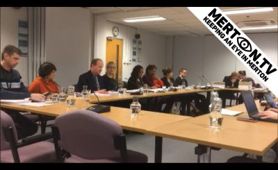 Merton Council Cabinet 24 February 2020