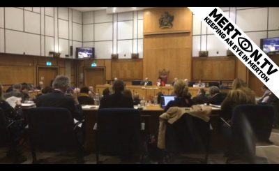 Merton Council Meeting 5 February 2020