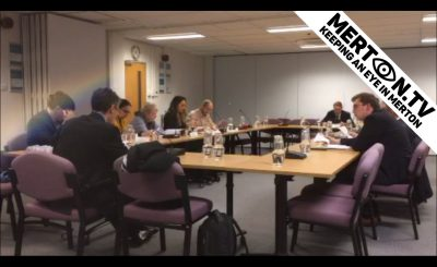 Healthier Communities and Older People Overview and Scrutiny Panel 10 March 2020