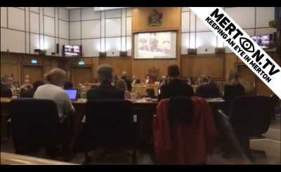 Budget Meeting, Merton Council 4 March 2020