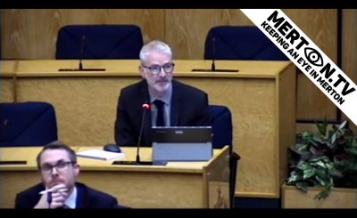 Merton Council Cabinet 23 March 2020