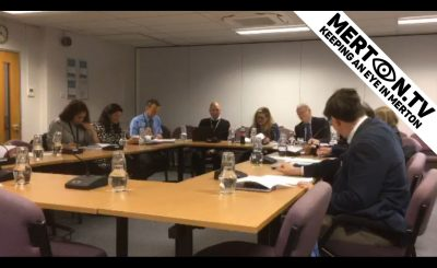 Overview and Scrutiny Commission - Financial Monitoring Task Group Thursday 5 March 2020