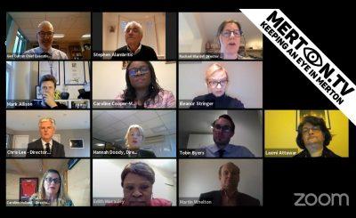 Merton Cabinet 28 April 2020