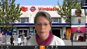 Helen Love Wimbledon