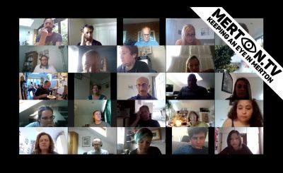 Merton Transport Residents' Group 28 May 2020
