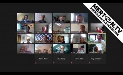 Merton Transport Residents Group 4 June 2020
