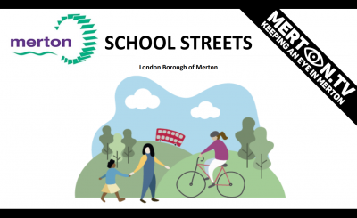 Merton Council's School Street Webinar 7 October 2020