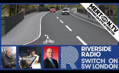 Riverside Reports Mitcham Bridge 23 October 2020