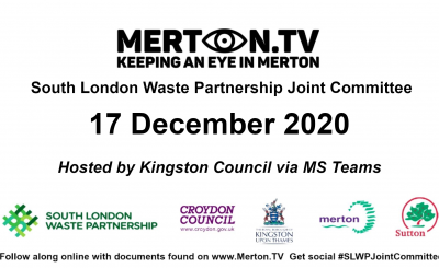 South London Waste Partnership Joint Committee