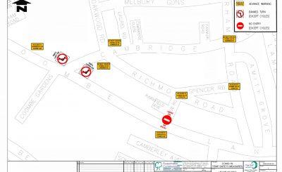 LTN Raynes Park Area Diagram