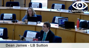 David James - Sutton Property Manager - South London Waste Plan Examination in Public Hearing