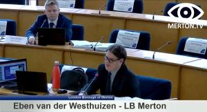 Eben Van Der Westhuizen - Policy Planner Future Merton - South London Waste Plan Examination in Public Hearing