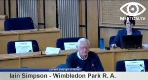 Iain Simpson - Wimbledon Park Residents Association - South London Waste Plan Examination in Public Hearing