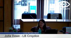Julie Dawe - Croydon Team Leader Plan Making - South London Waste Plan Examination in Public Hearing