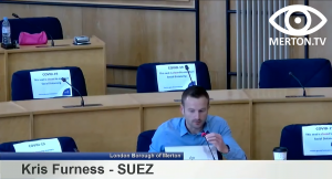 Kris Furness - Suez - South London Waste Plan Examination in Public Hearing