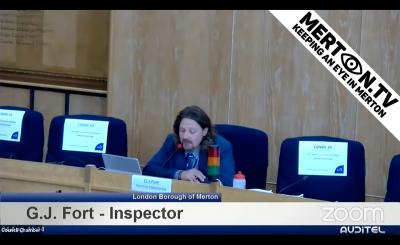South London Waste Plan Examination Public Hearing Day 1 - 1 September 2021