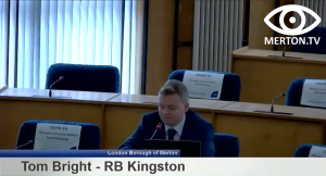 Tom Bright - Kingston Principal Planning Policy Officer - South London Waste Plan Examination in Public Hearing
